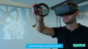 Read more about the article L'Immersive Learning :  Atouts et challenges pour le monde industriel.